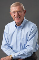 Lou Holtz<br> October 1, 2019